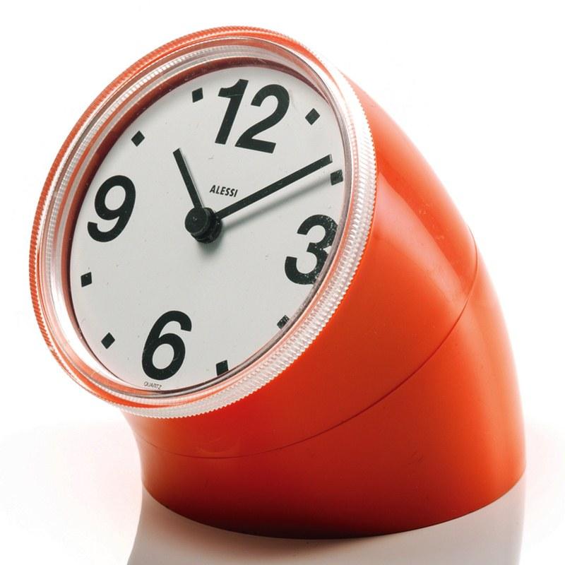 Stunning orologio da tavolo alessi in abs cronotime with - Orologi da tavolo moderni ...