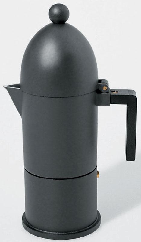 Alessi caffettiera 1 tazze la cupola in fusione di for Padelle alessi prezzi