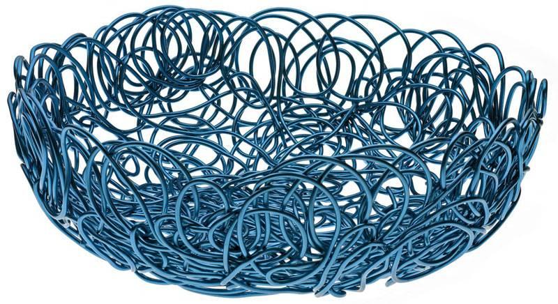 Alessi cestino a filo rotondo afc10 30 in alluminio for Padelle alessi prezzi