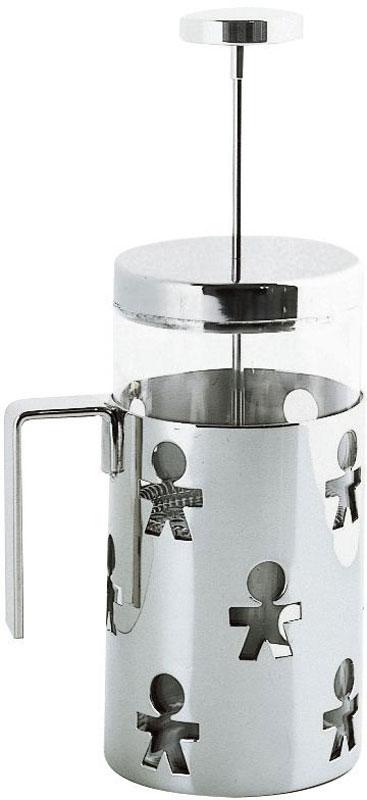 Alessi caffettiera infusiera girotondo in acciao inox for Padelle alessi prezzi