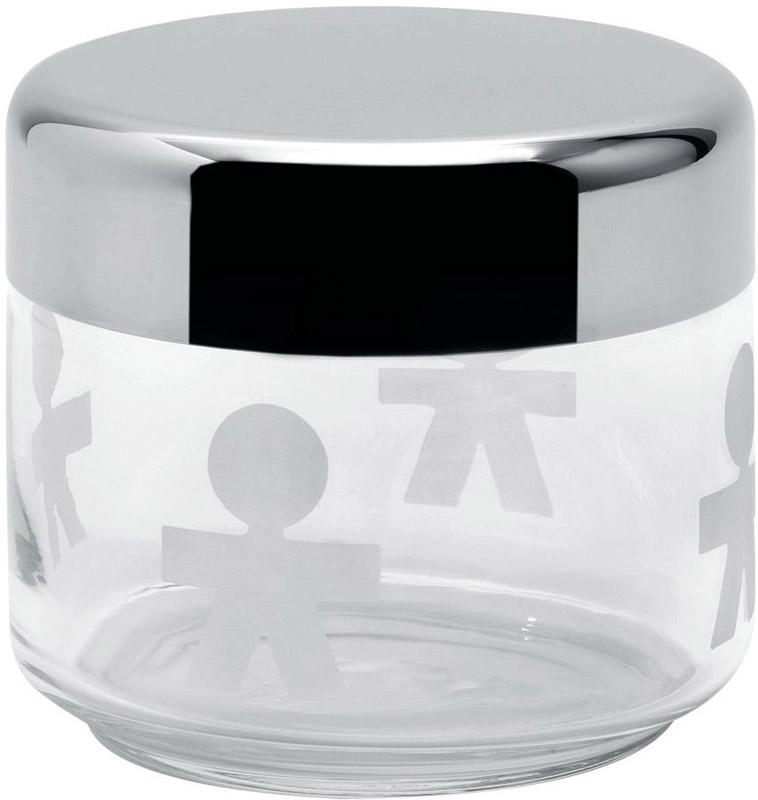 Alessi barattolo ermetico girotondo akk35 piccolo in vetro for Alessi girotondo prezzo