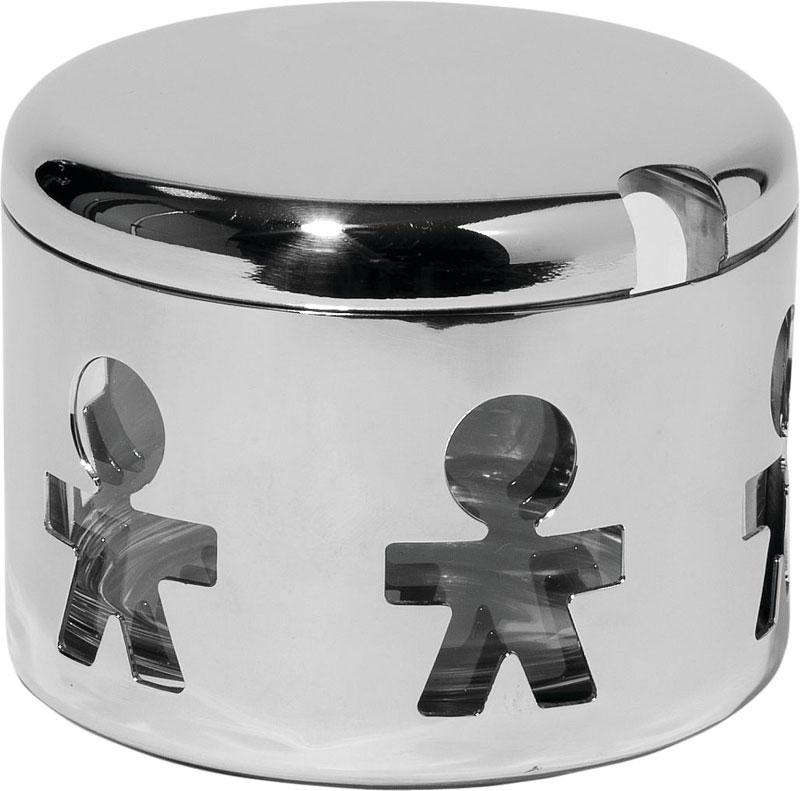 Alessi formaggera girotondo in acciaio inox 1810 interno for Alessi girotondo prezzo