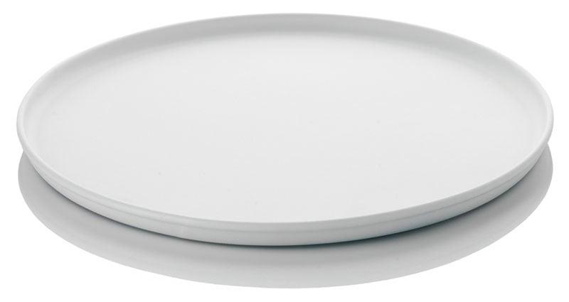 Alessi vassoio in resina termoplastica bianco a tempo for Portapane alessi prezzo