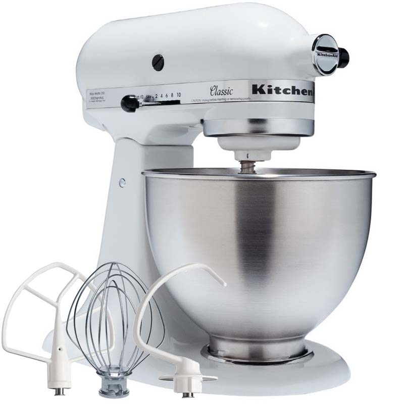 KitchenAid Robot Classic Bianco 250W Garanzia italiana ...