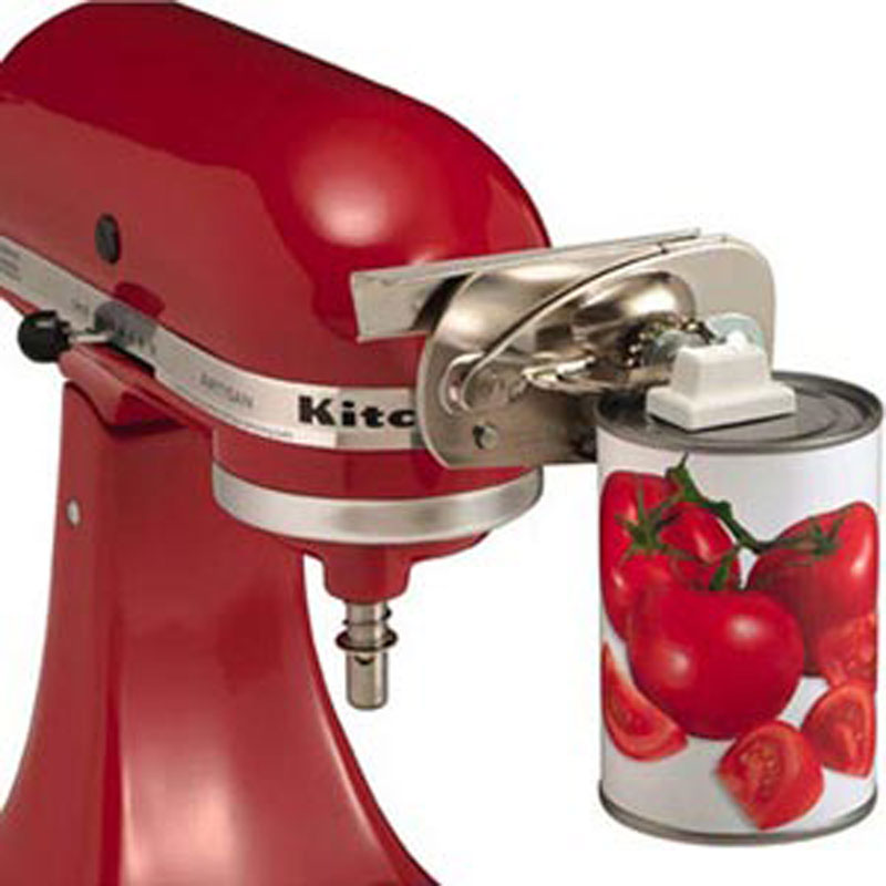 Kitchenaid accessori apriscatole kitchenaid ikco for Pentole kitchenaid