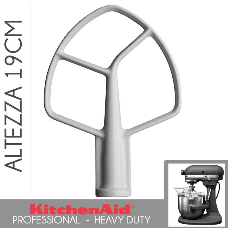 KitchenAid Accessori Frusta Piatta K5AB adatta