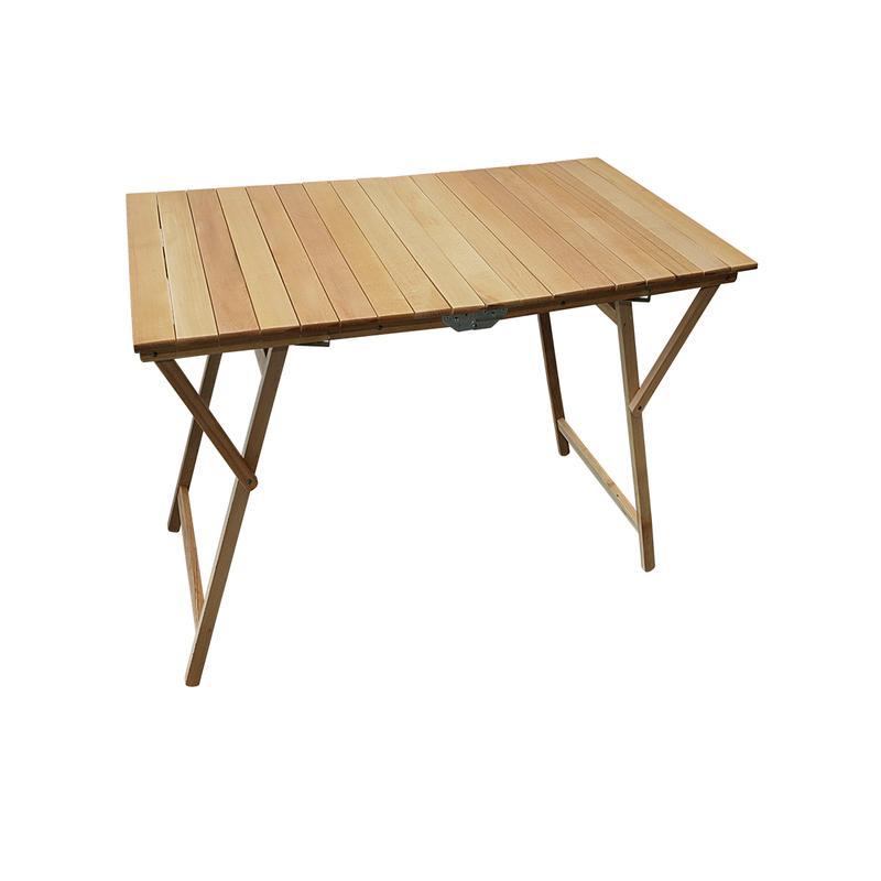 Tavoli Allungabili E Richiudibili.Tavolo In Legno Allungabile E Richiudibile 70x140xh75 Samoa A