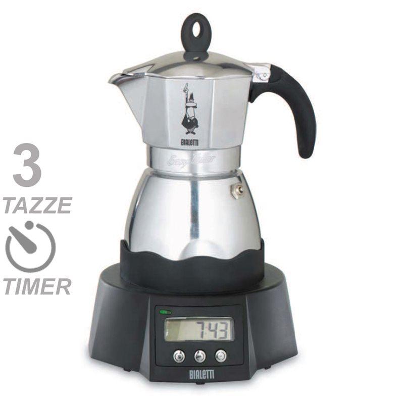 espresso machine timer
