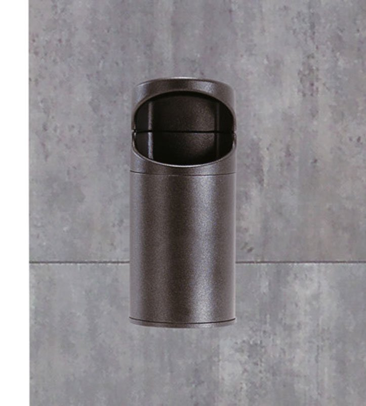 Posacenere esterno a parete externo caimi brevetti for Esterno o externo