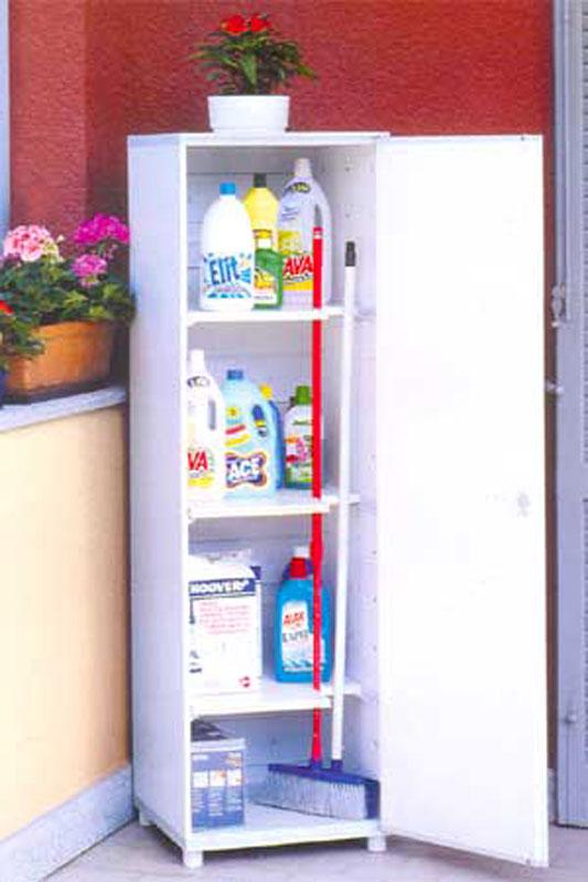 Mobiletti Porta Scope E Detersivi.Casa Moderna Roma Italy Armadietti Portascope