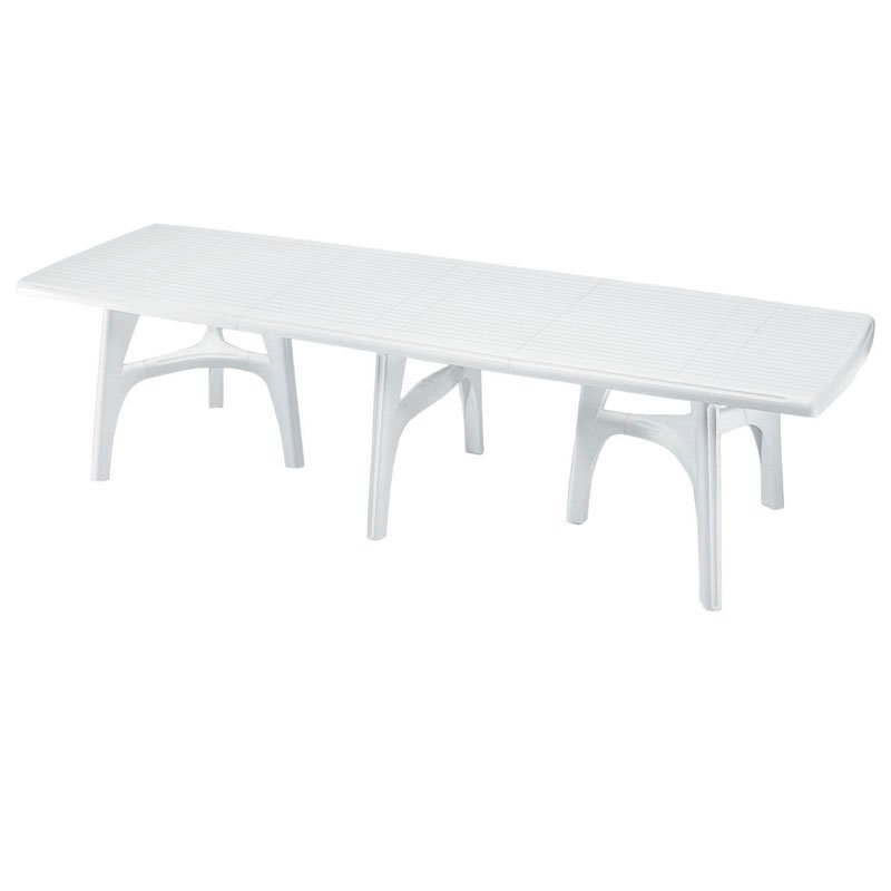 Tavolo President 300 Cm Bianco Scab Giardino S P A