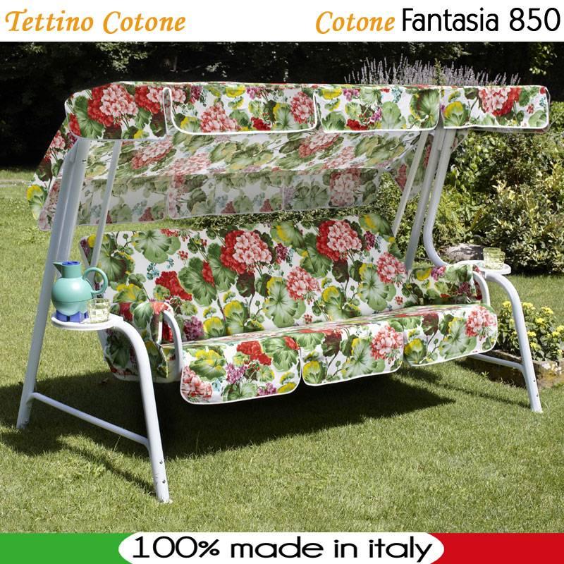 Dondolo lord 4 posti f 850 scab giardino s p a for Scab giardino s p a