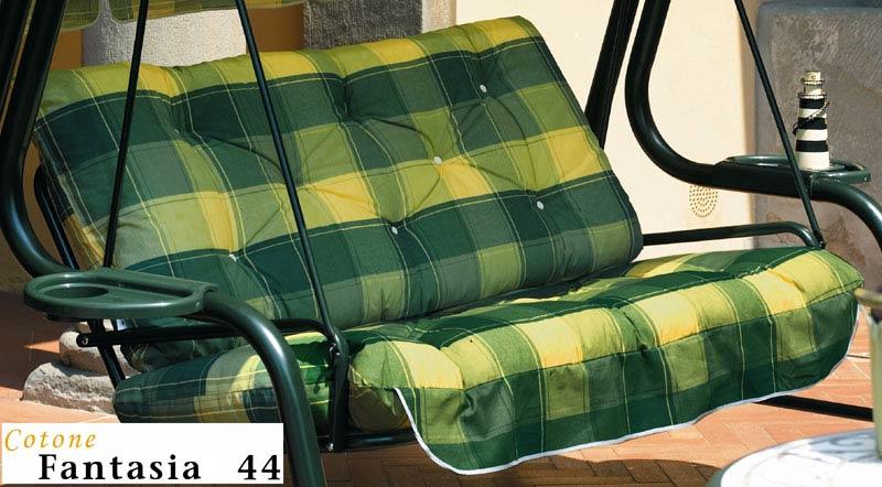 cuscino per dondoli 3posti scab | scab giardino s.p.a. | stilcasa: