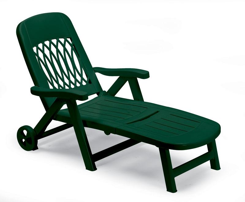 Lettino chiudibile sissi verde scab giardino s p a for Scab giardino s p a
