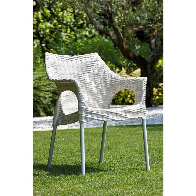 Sedia olimpia 4pz alluminio vern scab giardino s p a for Scab giardino s p a