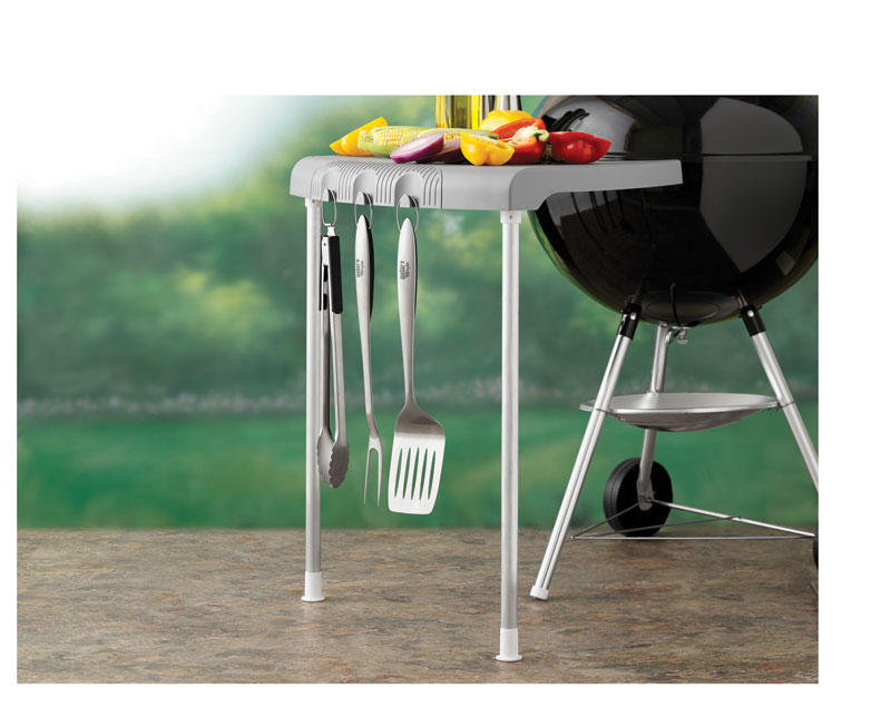 Piano Di Lavoro per Barbecue  Weber  Stilcasa.Net: