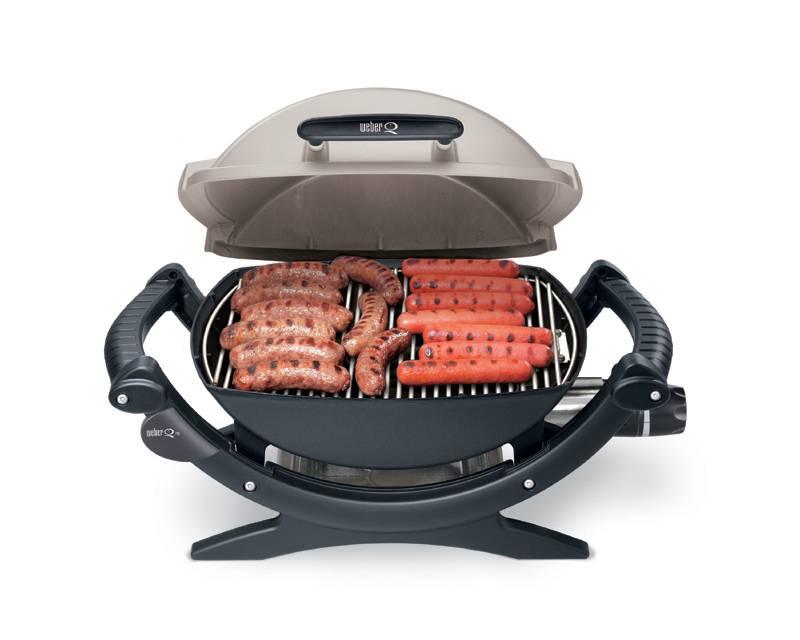 Barbecue weber q140 elettrico weber stilcasa net - Barbecue weber q1400 ...