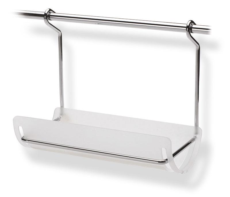 Portascottex team applicabile alla barra da cucina - Porta scottex da parete ...