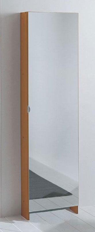 Scarpiera specchio 10 paia ciliegio   Longo   Stilcasa.Net: