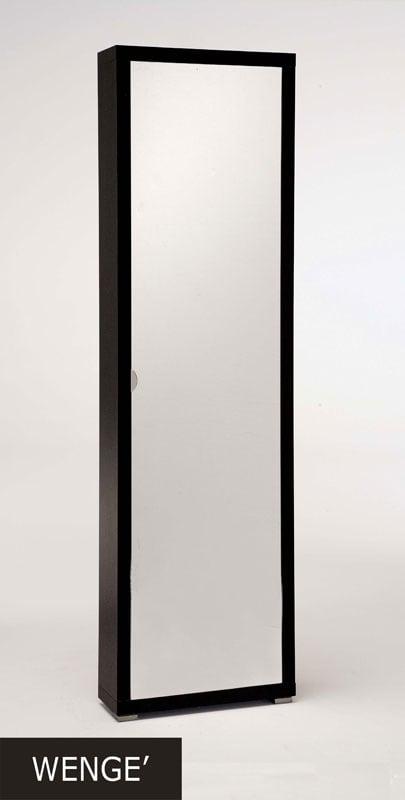 Scarpiera specchio weng 12paia longo stilcasa net - Carta a specchio ...
