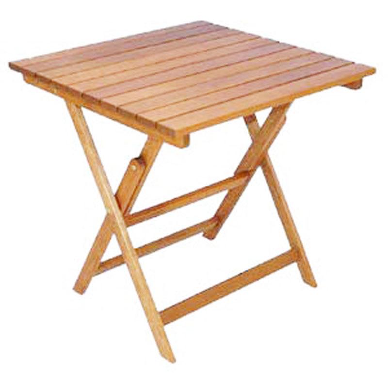 Tavolo pieghevole in legno stilcasa net - Tavolo in legno pieghevole ...