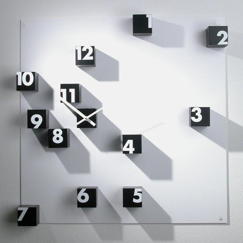 Orologio da parete Time | Progetti | Stilcasa.Net: orologi da parete