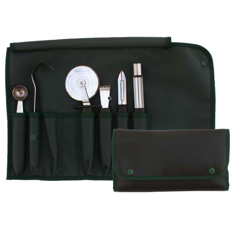 Set 6 gadgets in borsello