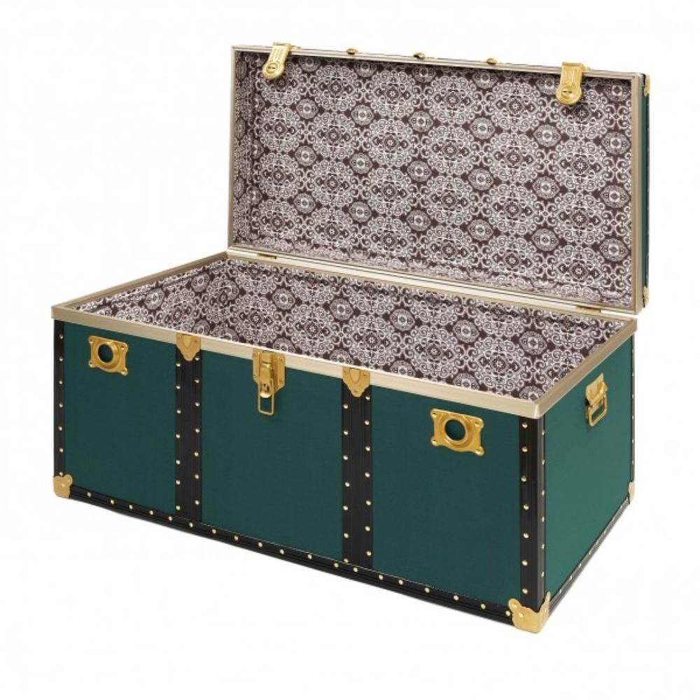 Baule contenitore portabiancheria in legno pressato - Ferri mobili recensioni ...