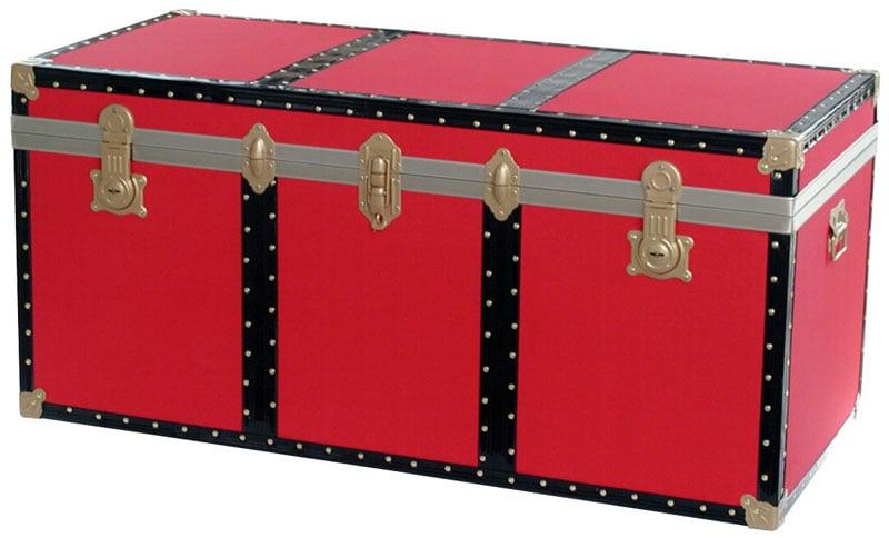 Baule contenitore portabiancheria Legno pressato 120x55xh55cm - 330 ...