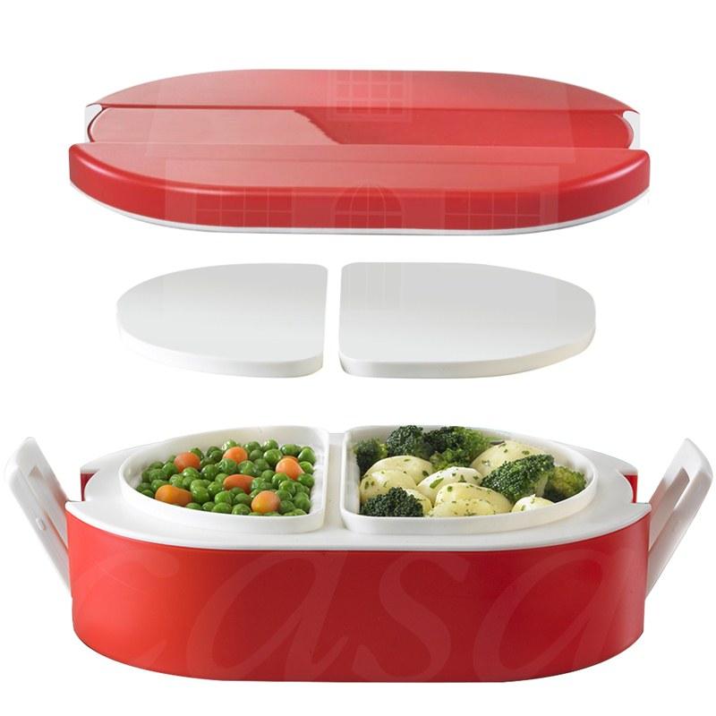 Enjoy Lunch Box Termico con manico impilabile 0,75 L