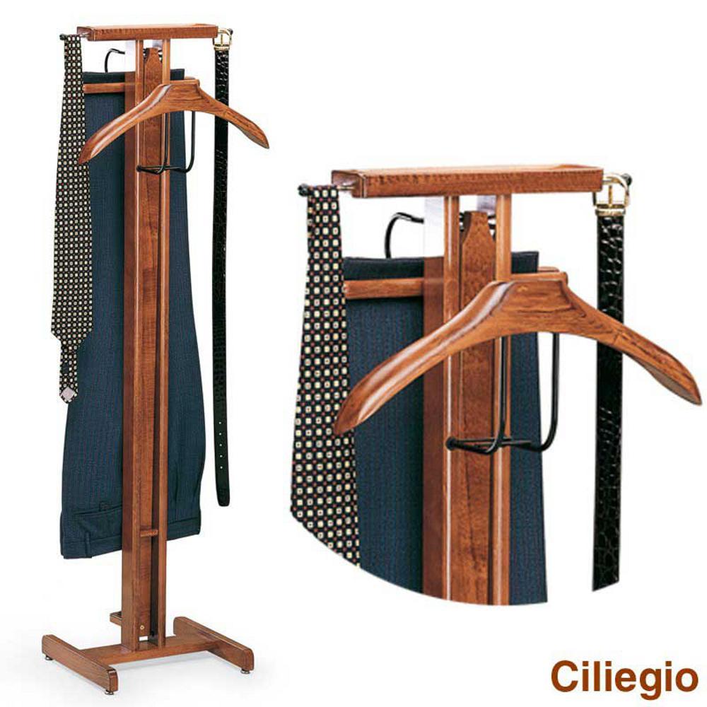 Indossatore Camera Legno Akia : Indossatore appendiabiti richiudibile in legno massiccio