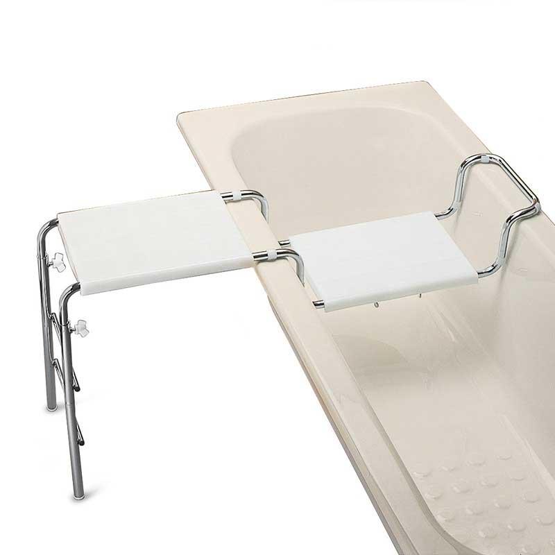Sedile doppio per vasca da bagno aris italy stilcasa net vasche da bagno for Vasche da bagno doppie