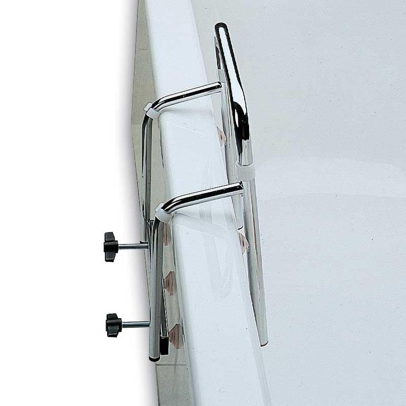 Pin Sgabello Da Bagno In Moplen Struttura D Acciaio Cromato H 45cm on Pinterest
