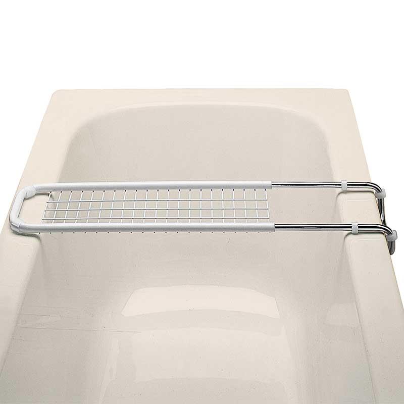 Porta spugne estensibile da vasca da bagno aris italy - Spugne da bagno ...