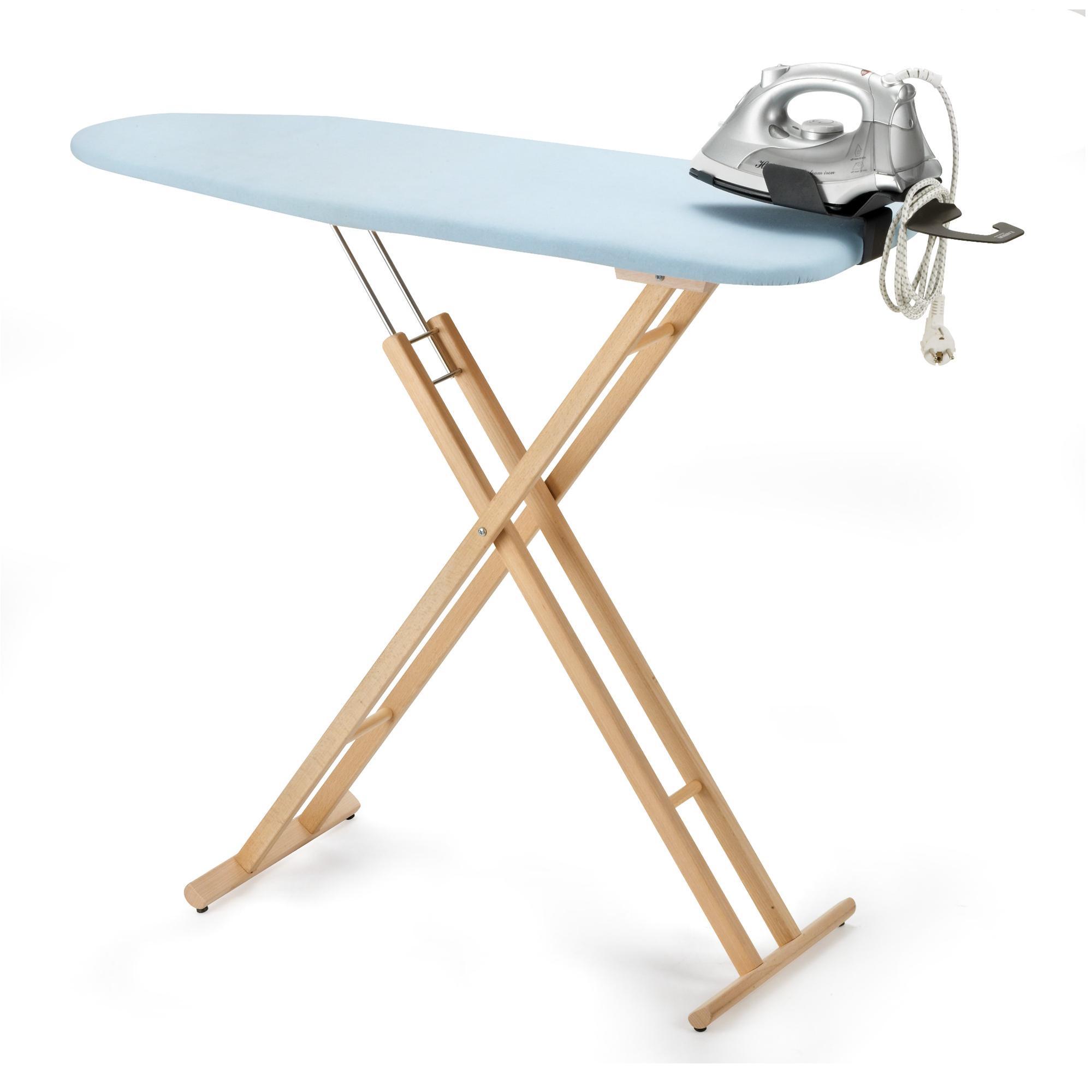 Asse da stiro pieghevole da tavolo in legno peso kg ferro da stiro incluso aris italy - Asse da stiro da parete ...