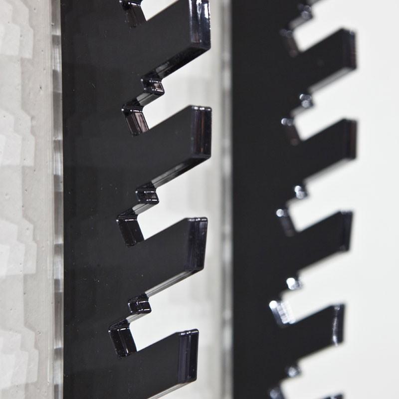 Porta cd dvd wave da parete moodi italian soul stilcasa net porta computer - Lettore cd da parete ...