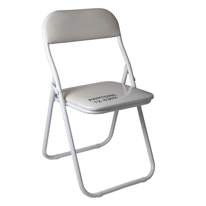 Sedia pieghevole Pantone Bianco  Seletti s.p.a.  Stilcasa.Net: sedie