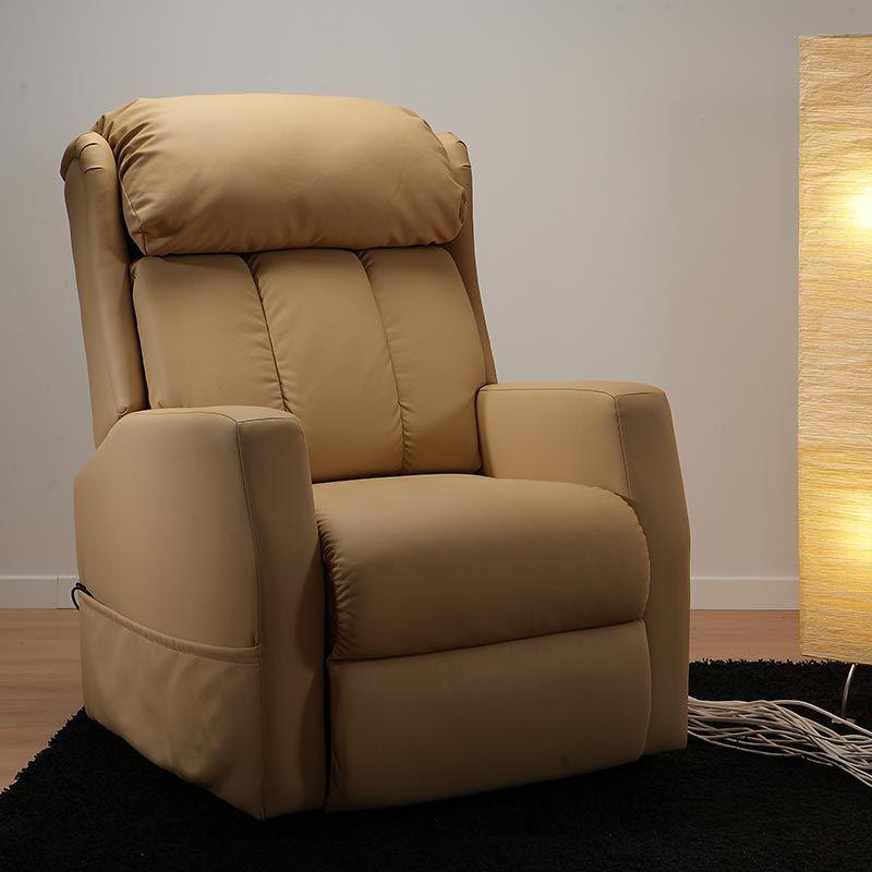 Sofia massaggiante alzapersona relax poltrone for Poltrone massaggianti