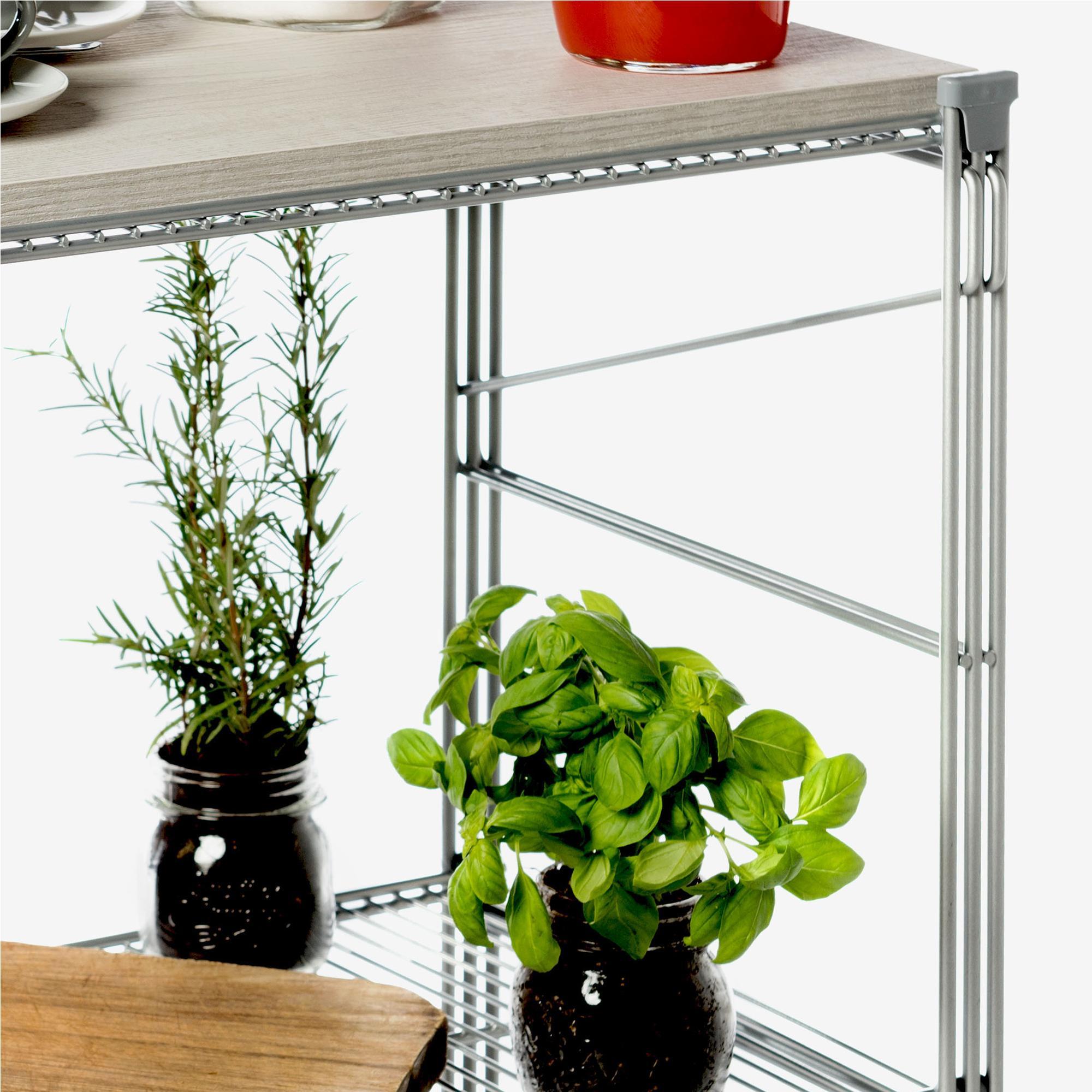Carrello da cucina portavivande 32x50xh78 cm verniciato for Carrello portalegna da arredamento