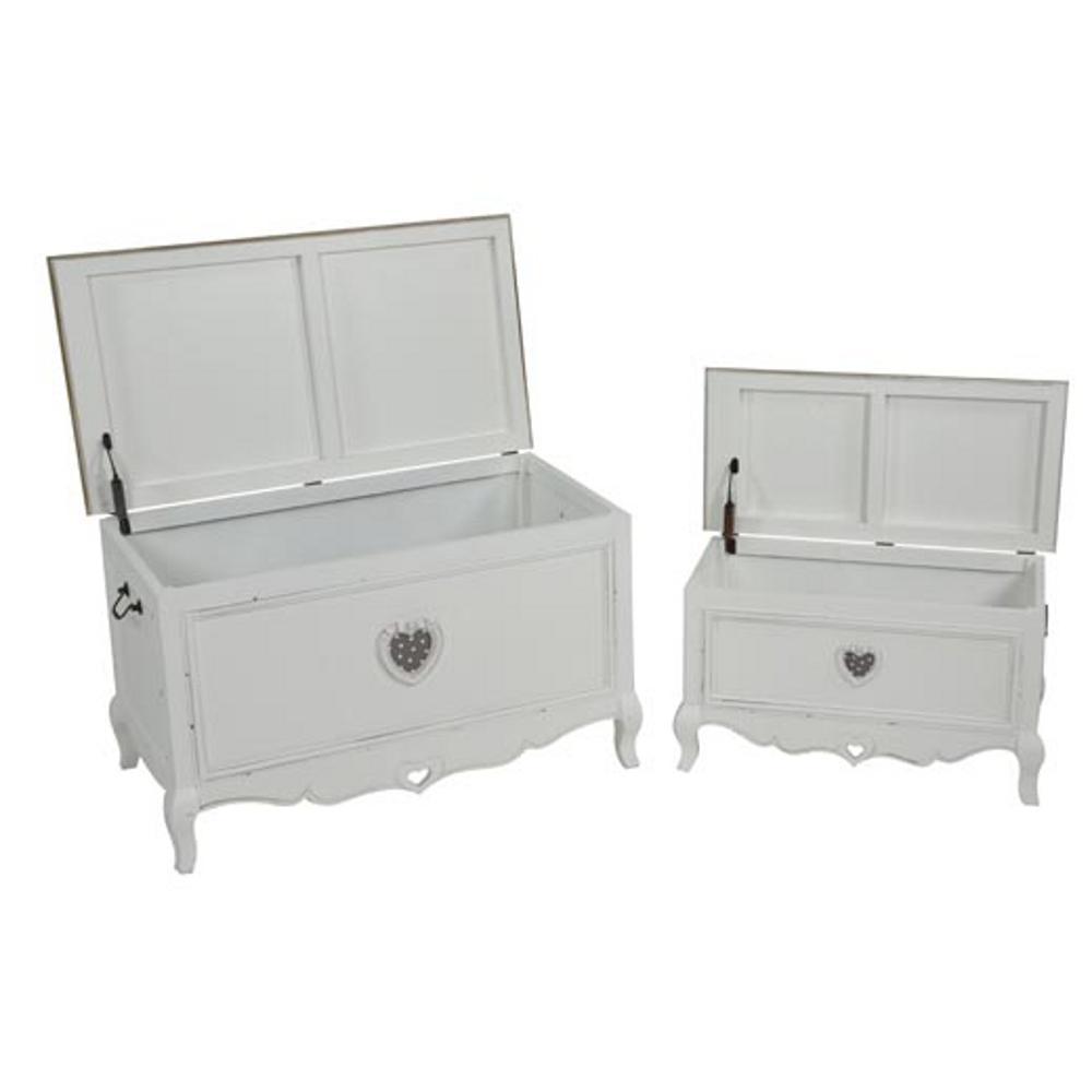 Cassapanca ikea bianca design inspiration for Ikea baule legno