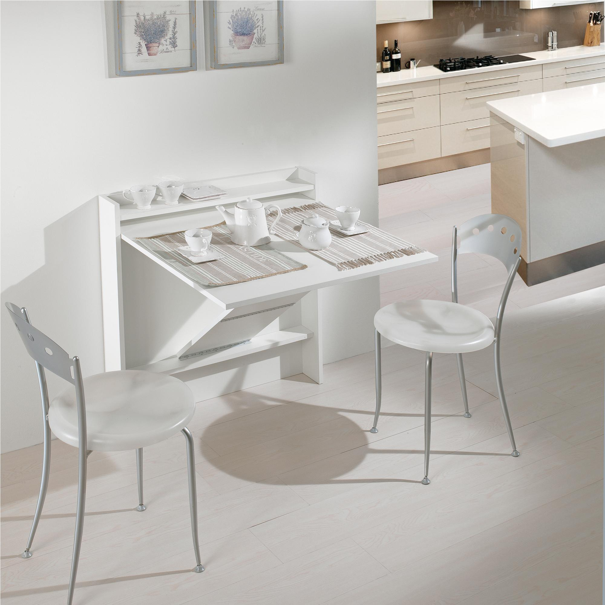 Consolle apribile trasformabile in tavolo scrivania living for Tavolo apribile