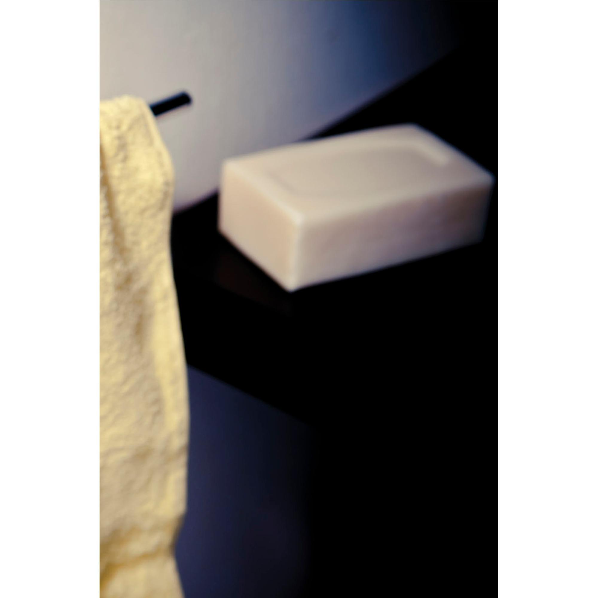 Porta asciugamani bidet 30x5xh2 cm in finitura cromo - Porta asciugamani bidet ...