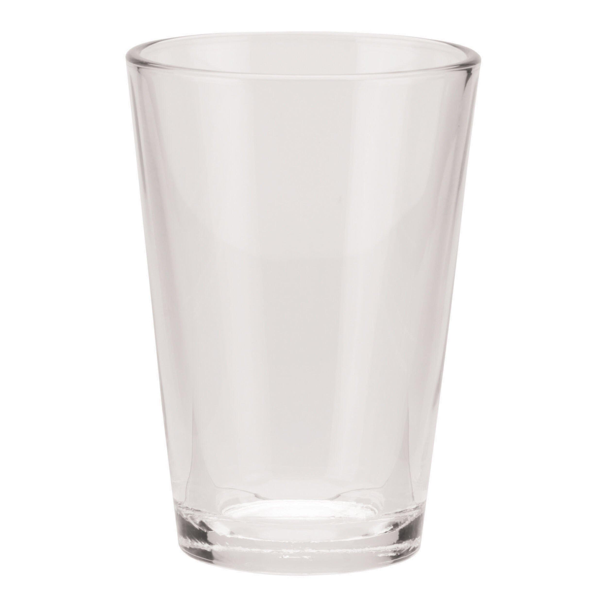 Bicchiere miscelatore in vetro Diametro 8