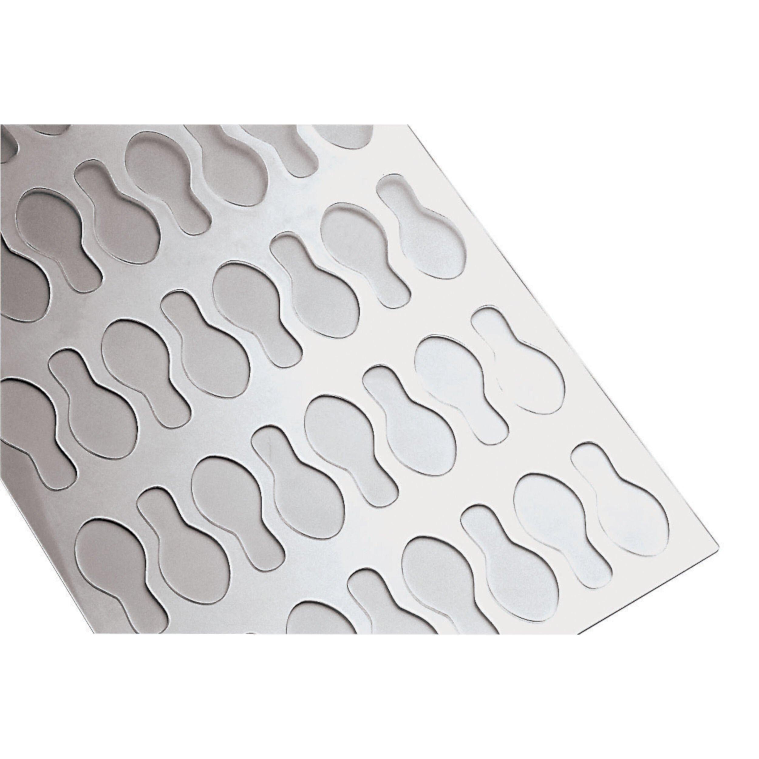 Stencil Per Cucina Creativa Plastica, peso 0,22 kg | Paderno