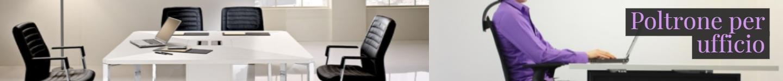 Poltrone per ufficio in arredamento studio stilcasa net for Poltrone per studio